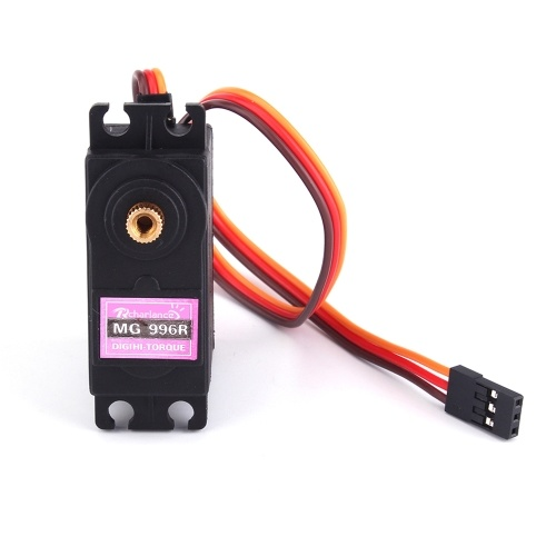 MG996R Metal Gear 13kg Analog Servo For RC Racing Car Robot Helicopter Boat Airplane