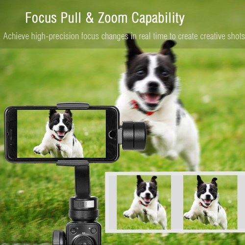 ZHIYUN Smooth 4 3-Axis Handheld Gimbal Stabilizer for Smart Phone iPhone Samsung Xiaomi GoPro Action