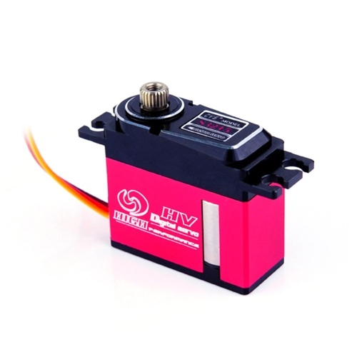 CYS-S3215 10kg HV High Torque Metallgetriebe Digital Servo