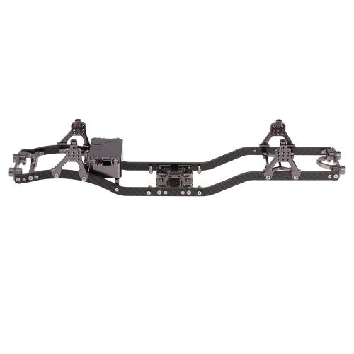 Carbon Fiber and Metal Chassis Frame Girder RC Car Frame Image