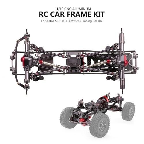 1/10 CNC Aluminum RC Car Frame Kit