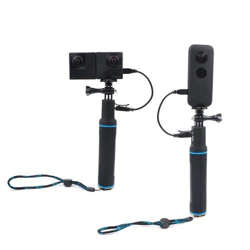 STARTRC Selfie Vara Carregador Portátil Mão Grip Power Bank Móvel para Insta360 ONE X / EVO Câmera de Ação