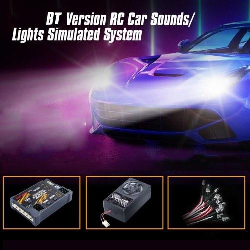 L'automobile di GTPOWER E32 BT suona il sistema simulato leggero per l'automobile rampicante del camion di SUV dell'automobile di graduazione della strada