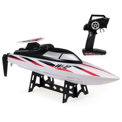 WLtoys WL912-A RC Boat 2.4G 35KM/H High Speed RC Boat Capsize Protection Remote Control Toy Boats RC Racing Boat Image