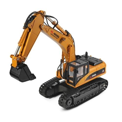 WLtoys XKS 16800 1:16 Elektrischer ferngesteuerter Bagger Toy Truck