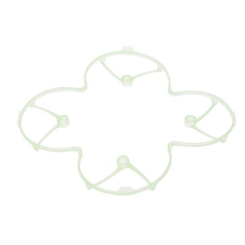 Housse de protection fluorescente originale Hubsan RC H107L-A19 pour Hubsan H107 H107L Quadcopter