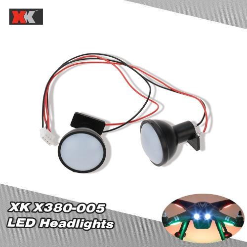 Originale XK X380-005 Fari a LED per XK X380 RC Quadrirotore