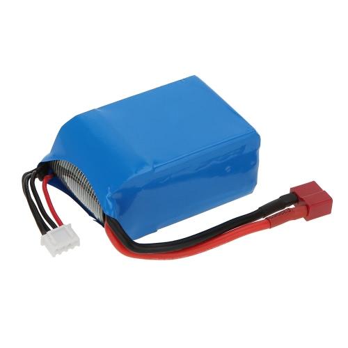 11.1V 1800mAh 30C 3S T Plug Li-po Batería para QAV250 H250 200 240 260 280 F330 RC Quadcopter
