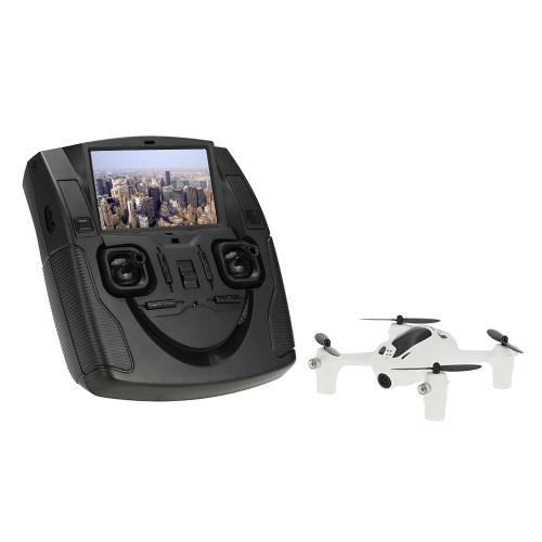 Original Hubsan X4 H107D + 2.4GHz 4CH 6 axes Gyro 5.8G FPV Drone 720P Caméra HD RTF RC Quadcopter