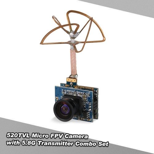 5.8G 25mW 32ch Передатчик VTX 520TVL 1/4