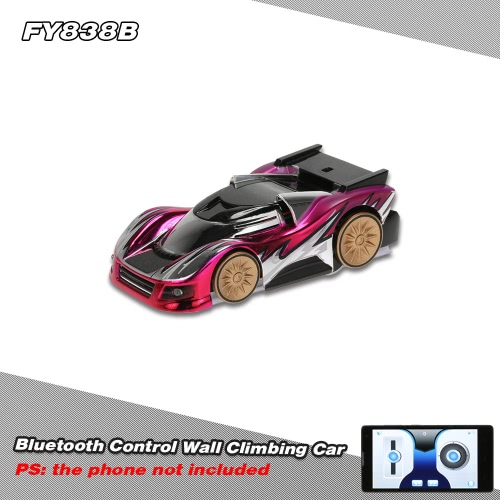 Original FY838B BT Control Wall Climbing RC Car