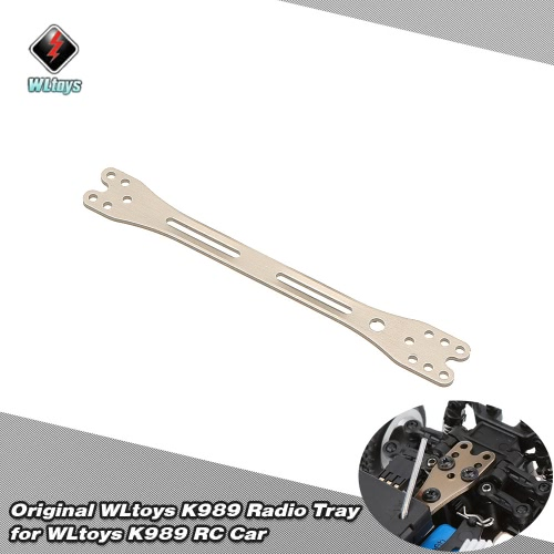 Original WLtoys K989-02 Radio Tray for WLtoys K969 K979 K999 K989 1/28 Scale RC Car