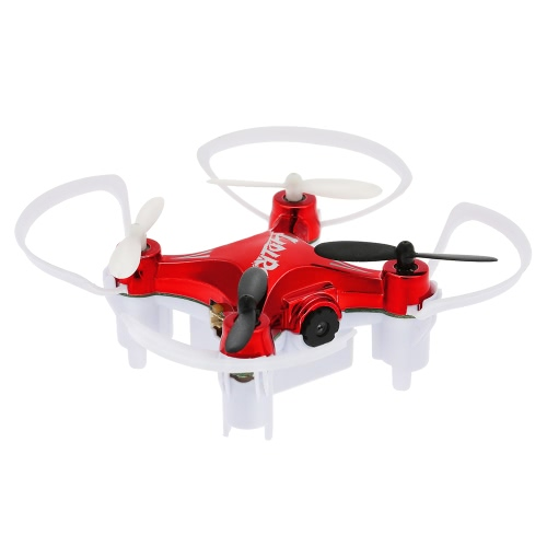 Original LIDI RC L7HW Mini WIFI FPV RC Quadcopter 0,3MP Câmera RC Aircraft com Barómetro Set High Function