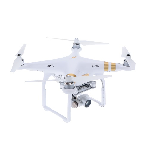Original DJI Phantom 3 Part 110 Professional Version FPV RC Quadcopter with 4K HD Camera Excludes Remote Controller and Battery Charger