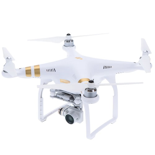 Originale DJI Phantom 3 Parte 110 versione Professional FPV RC Quadcopter con 4K HD Camera Esclude telecomando e caricabatteria