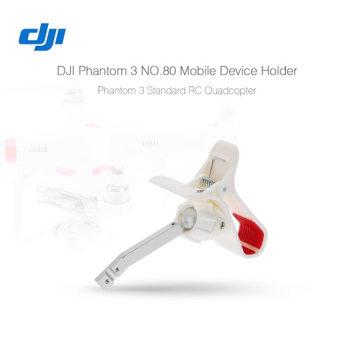 Original DJI Phantom 3 Spare Part NO.80 Mobile Device Holder for  DJI Phantom 3 Standard Series RC Quadcopter