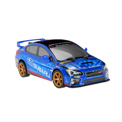 Original HRC 8008-G 1:16 2.4G 2CH 4WD SUBARU WRX STI RTR Drifting Car RC Toys