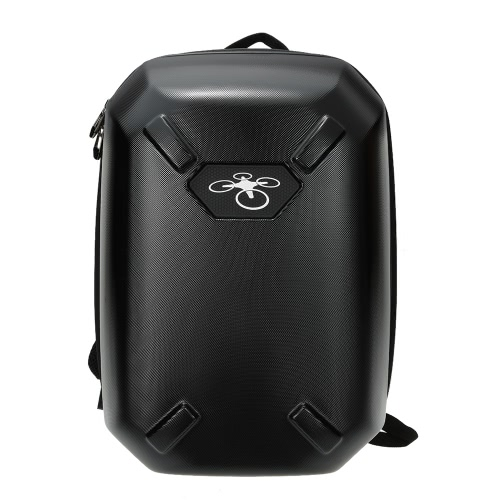 Outdoor Portable Shockproof Backpack Hardshell Shoulder Bag for DJI Phantom 3 Standard Professional and Advanced RC Drone