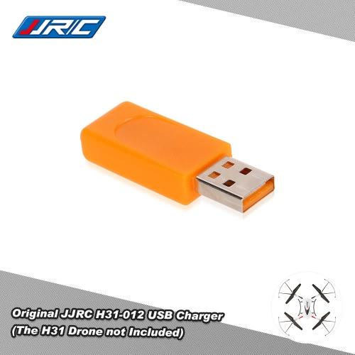 Oryginalna ładowarka Lipo Battery JJR / C H31-012 USB JJR / C H31 H37 RC Quadcopter