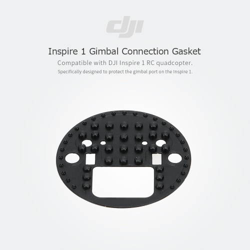 Original DJI Inspire 1 Part 49 Gimbal Connection Gasket for DJI Inspire 1 V2.0/Pro RC Quadcopter