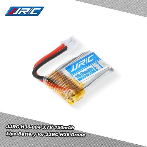 JJR / C H36 RCドローンクワッドローターのためのオリジナルJJR / C H36-004 3.7V 150mAhの30Cリポバッテリー
