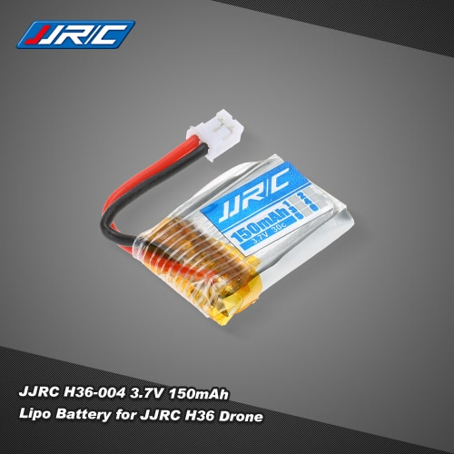 JJRC H36-004 3.7V 150mAh 30C Lipo Battery for JJRC H36 RC Drone Quadcopter