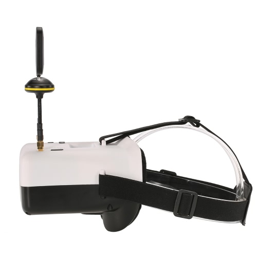 GoolRC VR HD01 5.8G 40CH Duo Antennas FPV Goggles Video Glasses for QAV250 FPV Racing Drone H501S Inductrix QX95 NH-010 Quadcopter