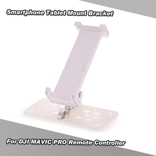 Smartphone Tablet Extended Holder Mount Bracket for DJI MAVIC PRO Drone Remote Controller