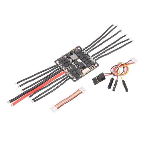 Favorito LittleBee Spring BLHELI_S Dshot 30A 4in1 2-4S ESC Não Escova com 5V 12V BEC para F330 F450 FPV Racing Drone