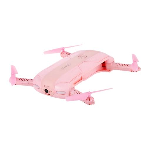 JJRC (JJR / C) H37 6-осевой гироскоп ELFIE WIFI FPV 2.0MP Камера Quadcopter Складной G-сенсор Mini RC Selfie Drone