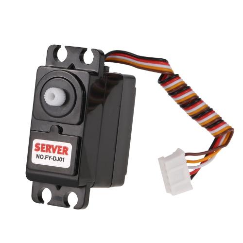 FEYYUE FY-DJ01 Serwer kierowniczy do 1/12 FY-01 FY-02 FY-03 Rock Crawler RC Części samochodowe