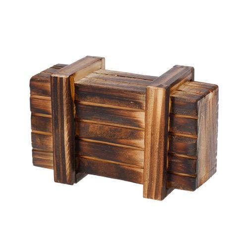Decoración de caja de madera Accesorios Piezas para 1/10 Traxxas HSP Redcat HPI TAMIYA CC01 Axial SCX10 RC4WD D90 RC Rock Crawler