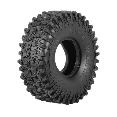 4Pcs AUSTAR AX-5020 1,9 pulgadas 120mm Rock Crawler Tires para 1/10 Traxxas Redcat SCX10 AXIAL RC4WD TF2 RC Coche