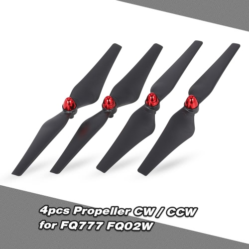 4pcs Propeller CW CCW for FQ02W Utoghter 69508 FPV Quadcopter