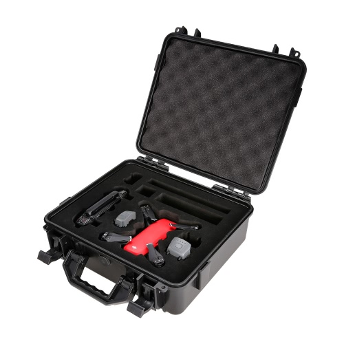 Hardshell Waterproof Suitcase Portable Handbag Carrying Case for DJI Spark FPV RC Quadcopter