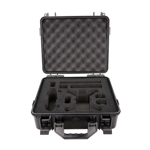 Hardshell Waterproof Suitcase Housse de transport portative portable pour DJI Spark FPV RC Quadcopter