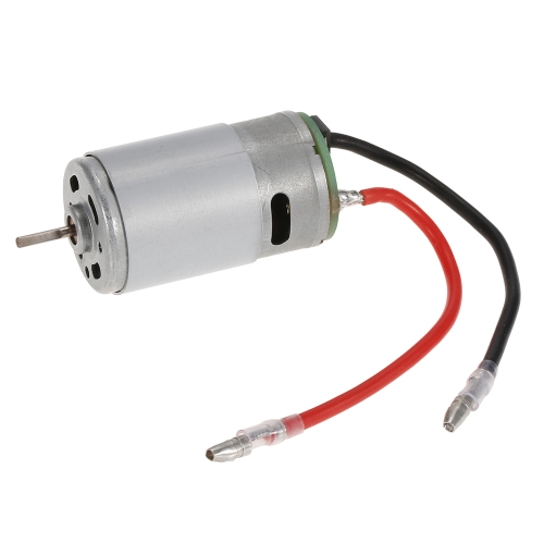 390 18000rpm High Speed Brushed Motor for 1/16 RC Car