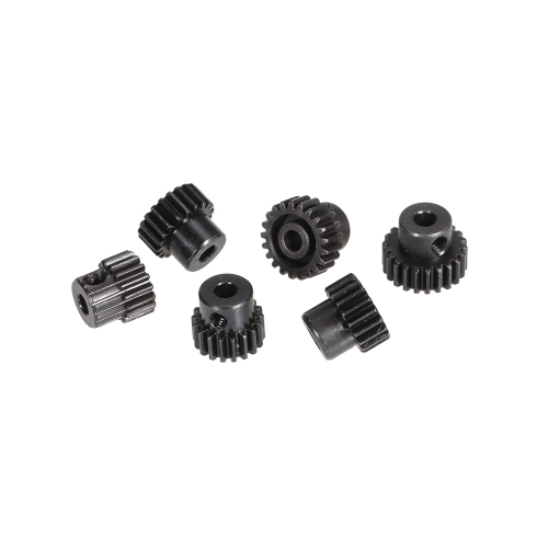 ZD Racing M0.53 17T 18T 19T 20T 21T 22T Metal Pinion Motor Gear for 1/10 RC Buggy Car Monster Truck