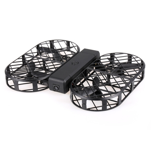 DWi Dowellin D7 Wifi FPV 720P Camera 2.4G Foldable Protector Ring Altitude Hold RC Quadcopter