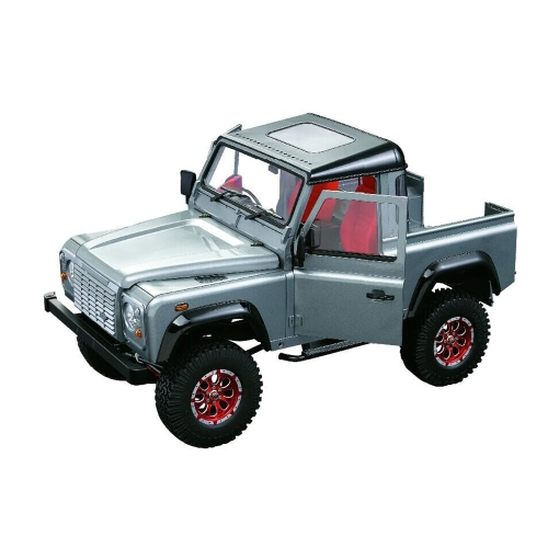 161004A Carrozzeria in plastica rigida corpo Kit fai da te per passo 275mm 1/10 D90 Crusader Defender Pickup RC Crawler