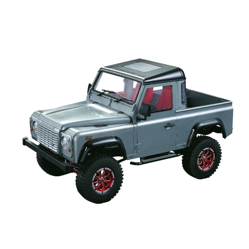 161004A Hard Plastic Car Shell Body DIY Kit for 275mm Wheelbase 1/10 D90 Crusader Defender Pickup RC Crawler