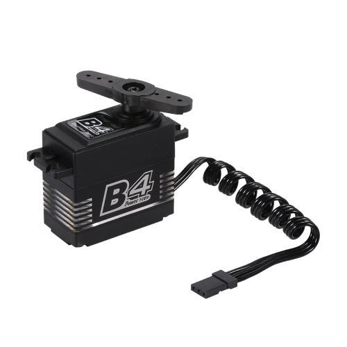 Power HD B4 25KG High Torque Brushless Servo Digital con Metal Gear para 3DF3A RC Airplane Car Helicopter