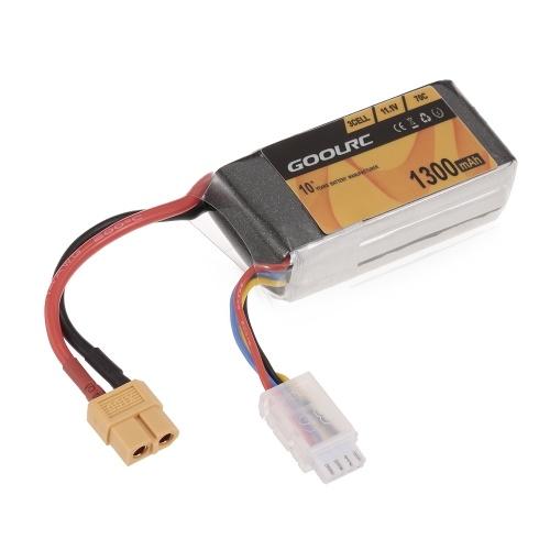 Batterie Lipo GoolRC 3S 11.1V 1300mAh 70C XT60