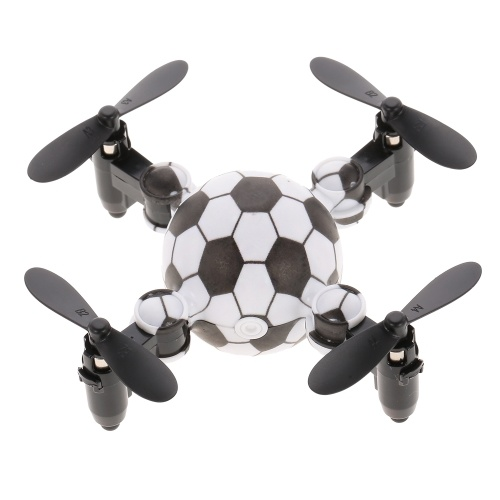 KANDY TOYS DH-880 Foldable Football Shape Watch Controller Altitude Hold RC Drone