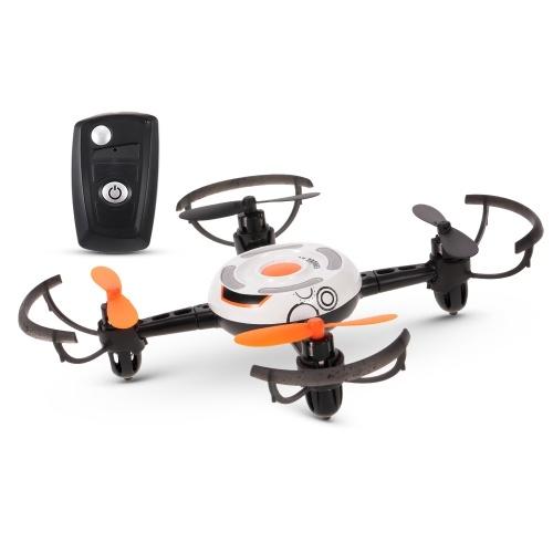 QS007 2.4G Gravity Sense Control Altitude Hold RC Quadcopter Drone