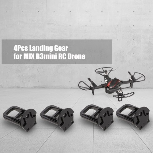 Original MJX Part 4Pcs Landing Gear for MJX B3mini RC Drone
