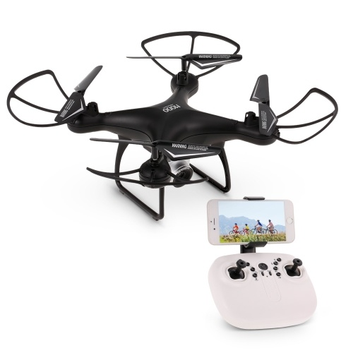 MODO X1 2.4G 720P  Wifi FPV Camera 20mins Flying-time Drone Altitude Hold One Key Return RC Quadcopter for Beginners