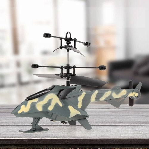 CX118 2CH RC Helicopter Infrared Remote Control Toy with Gyro