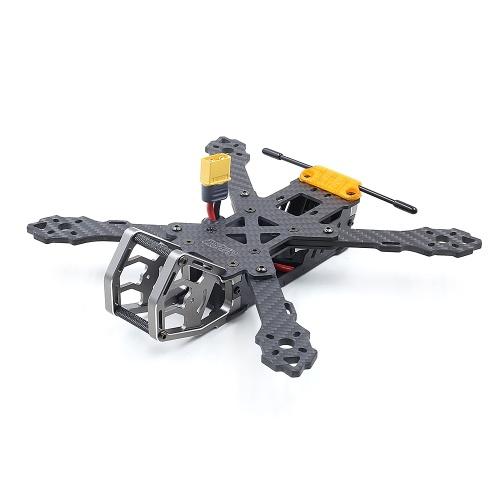 GEPRC GEP-KHX4 Elégant 200mm FPV Racing Drone 3K Ensemble en fibre de carbone pure X