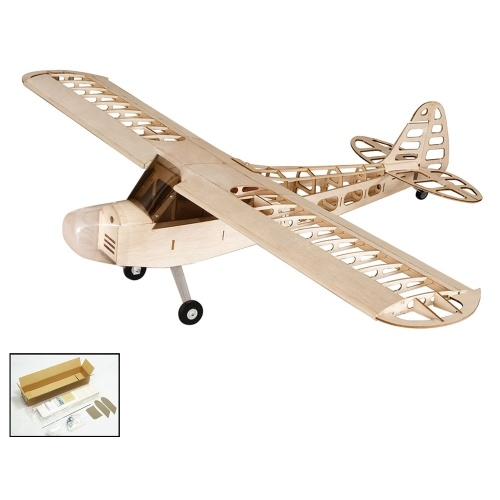 Dancing Wings Hobby S0801 Balsa Wood RC Airplane